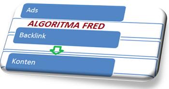 ALGORITMA FRED
