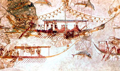 War was central to Minoan civilization