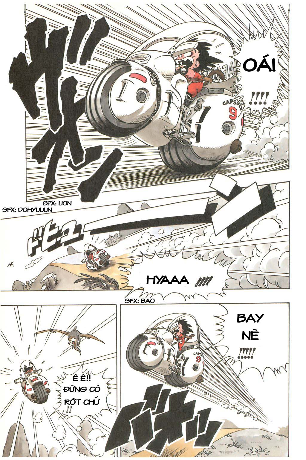 Dragon Ball chap 1 trang 36