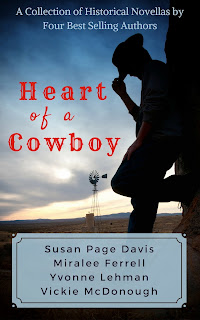 http://smile.amazon.com/Heart-Cowboy-Susan-Page-Davis/dp/1943959021/ref=sr_1_1?s=books&ie=UTF8&qid=1462020956&sr=1-1&keywords=heart+of+a+cowboy