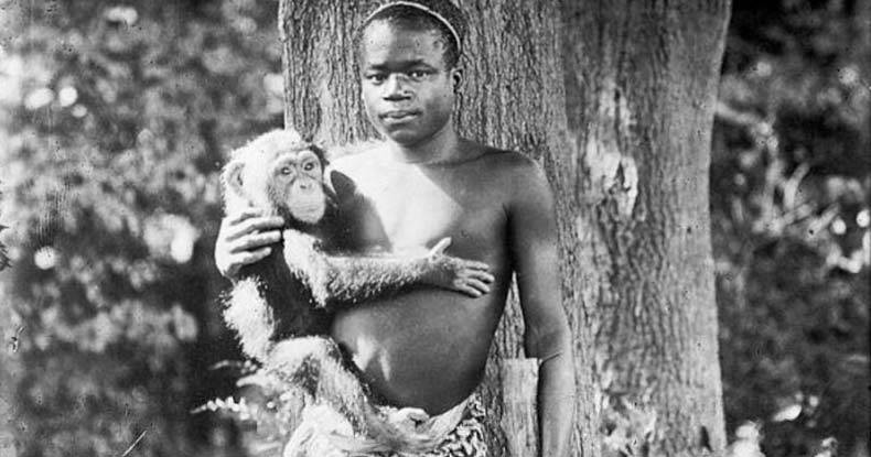 100 Years Ago Today, Ota Benga, A Black Man Held in the Bronx Zoo as 'Missing Link,' Ended His Life