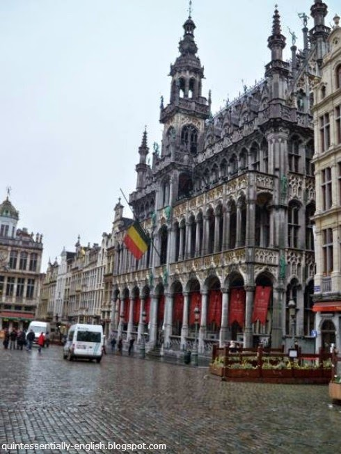 Museum of the City of Brussels in Grand Place