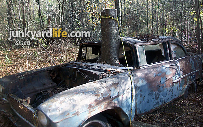 Junkyard Life: Classic Cars, Muscle Cars, Barn finds, Hot rods and part news: Catch-22 project