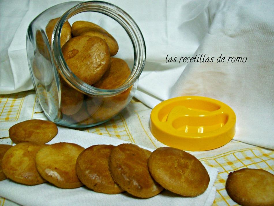 Galletas de naranja y aceite de oliva
