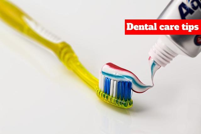 dental care tips upay