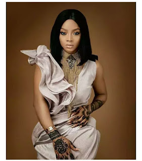 """I was A P0rnstar"" – Popular Radio Personality, Toke Makinwa Reveals"