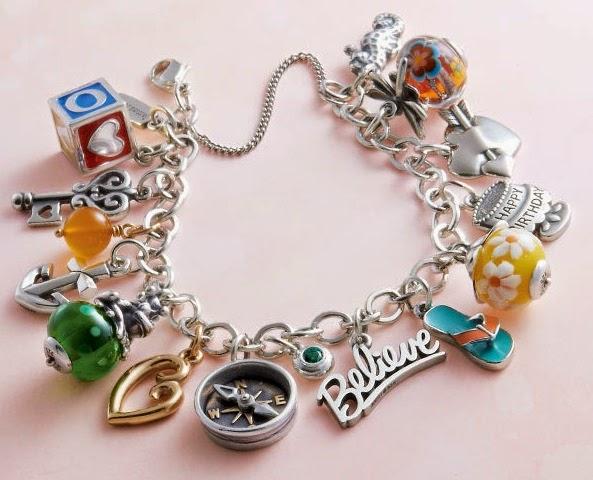 eabcacf555da0 James Avery Heart Charm Bracelet - Alert Bracelet