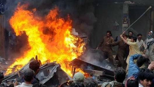 Musulmanes asesinan y queman a pareja cristiana