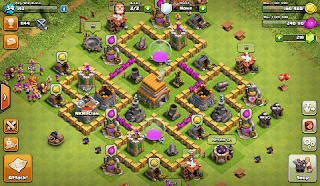 COC Game Android Populer