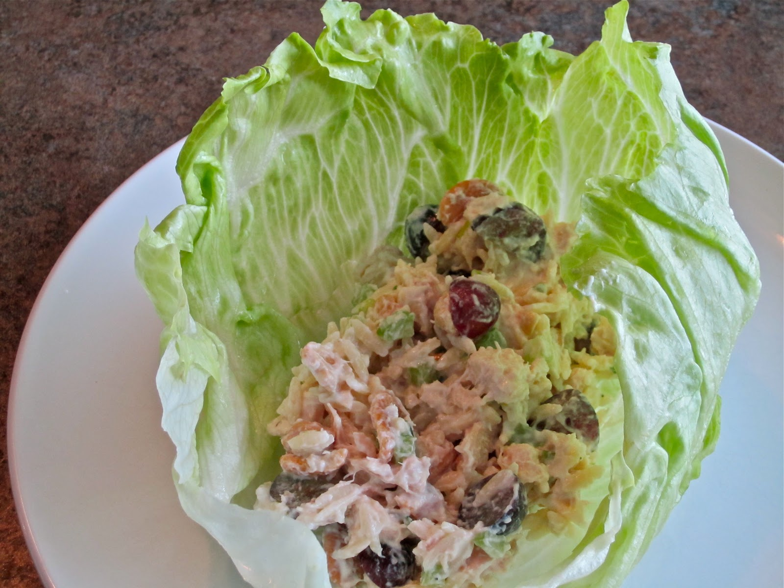A Piece Of Cake Orzo Chicken Salad