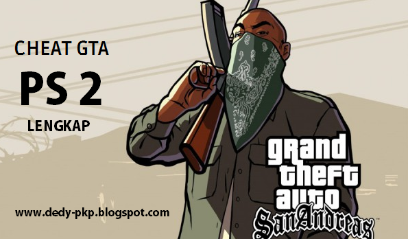 cheat gta komputer lengkap