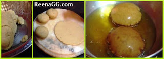 Sweet Poori Recipe Step 2