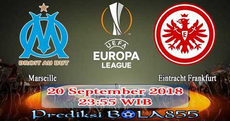 Prediksi Bola855 Marseille vs Eintracht Frankfurt 20 September 2018