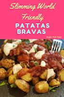 patatas bravas  slimming world recipe