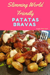 patatas bravas  slimming world recipe
