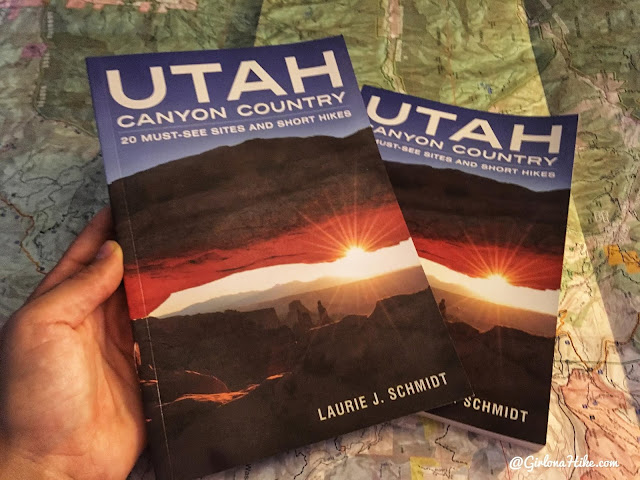 Book Review - Utah Canyon Country: 20 Must-see Sites and Short Hikes
