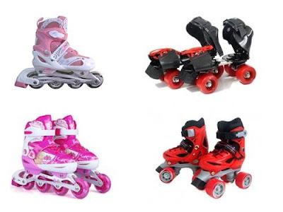 Harga Sepatu Roda Anak