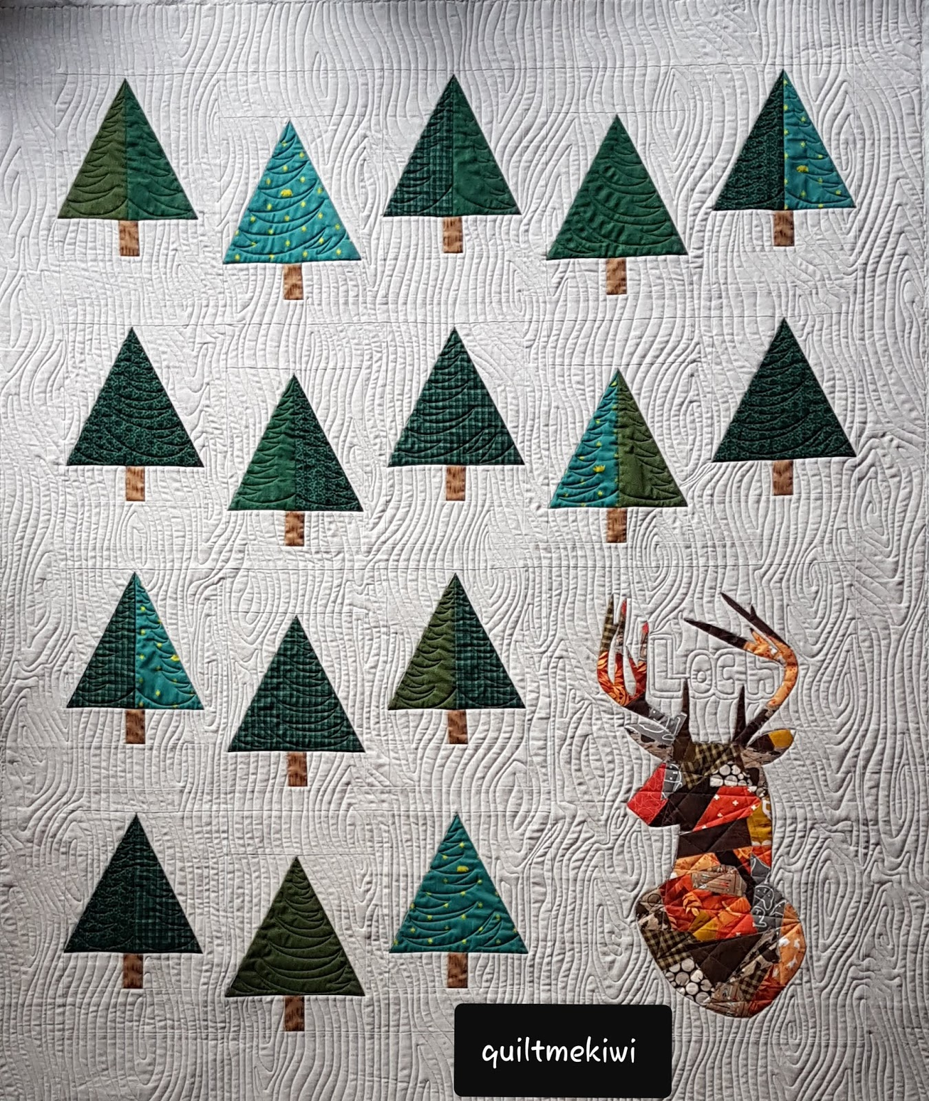 quiltmekiwi: Shannon and Marcelle\'s quilts