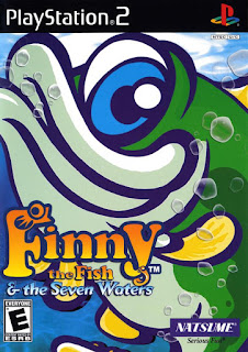 Free Download Finny the Fish & The Seven Waters Games PCSX2 ISO PC Games Full Version - ZGASPC