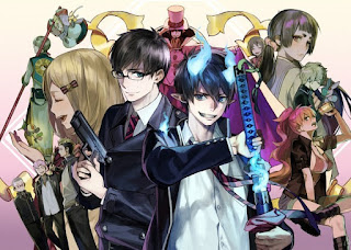 Ao no Exorcist Complete