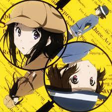 Download Lirik [Lyrics+Terjemahan] Chitanda Eru & Ibara Mayaka – Kimi ni Matsuwaru Mystery