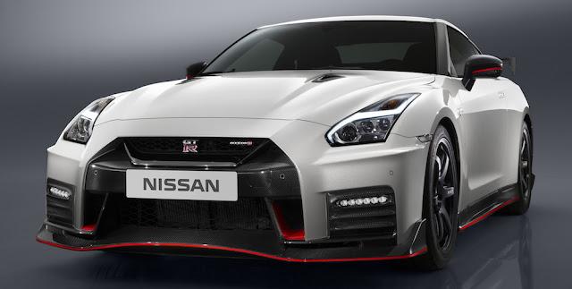 日産GT-R NISMO 2017年モデル