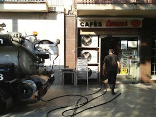 Desatascos 24 horas en Terrassa con Camión Cuba