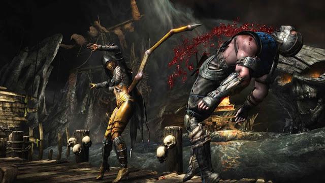 Mortal Kombat XL Full Crack