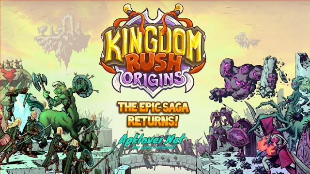 Kingdom Rush Origins MOD APK unlimited money