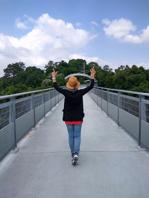 sky walk siloso