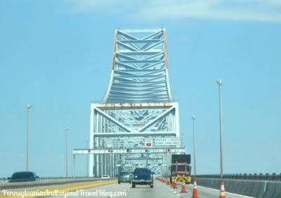 Commodore Barry Bridge near Philadelphia