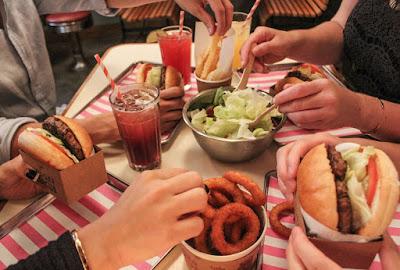 Source: Black Sheep Restaurants. Meal at the Burger Circus.