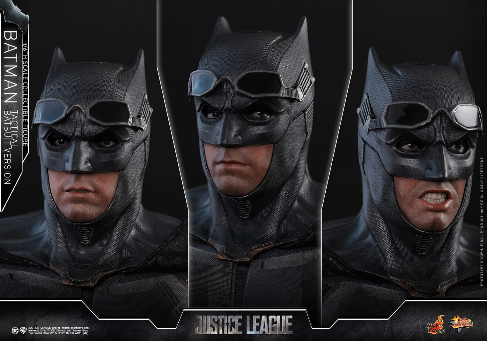 Kostum Baru Batman Justice League Zoid Film Komik
