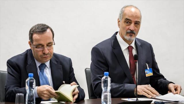 Siria acusa a Arabia Saudí de obstaculizar el proceso de paz