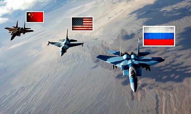 Πυκνώνουν τα σύννεφα του πολέμου