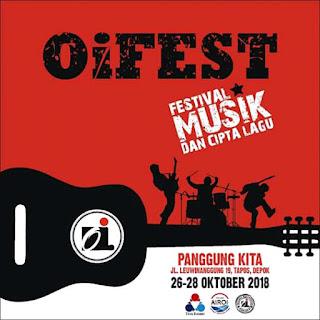 Ayo Daftar Oi Fest 2018