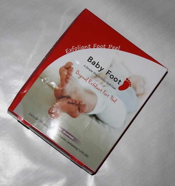 Beauty Baby Foot Exfoliant Foot Peel Review Fabellis