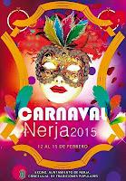 Carnaval de Nerja2015  - Insignia - Flor Alba Martos