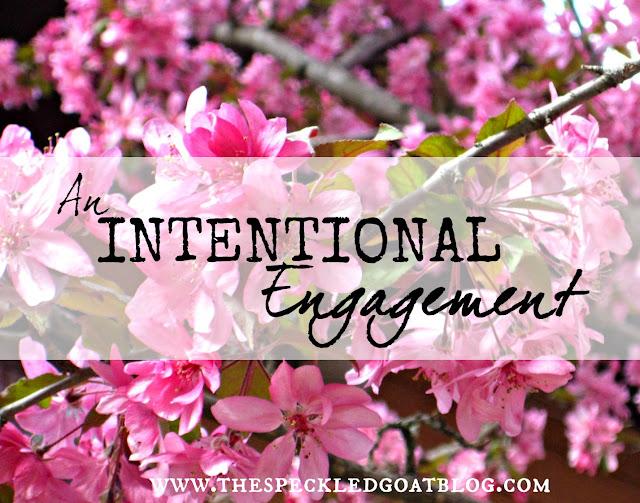 christian wedding planning intentional engagement