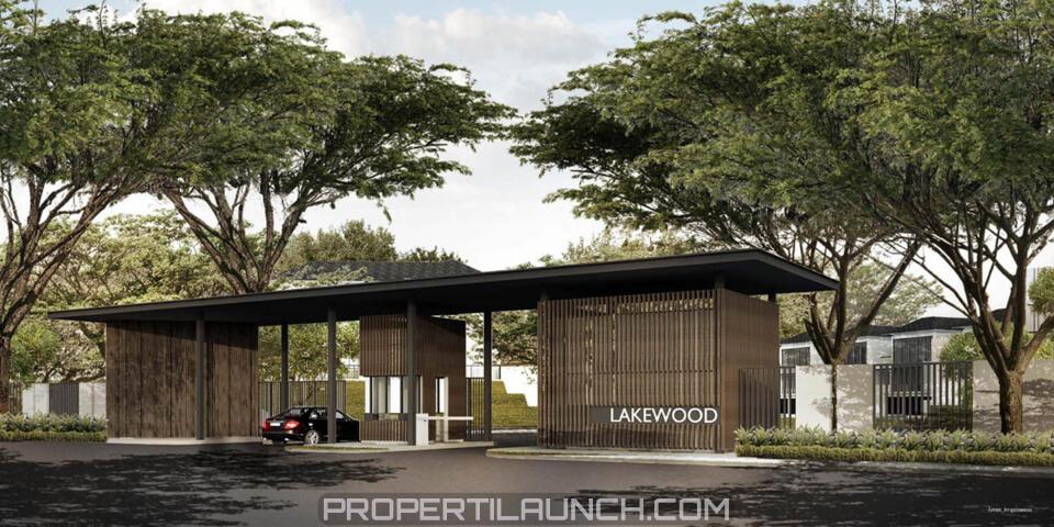 Gerbang Cluster Lakewood NavaPark