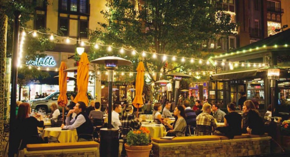 Santana Row Stores >> The San Jose Blog New Restaurants And Stores Coming To Santana Row