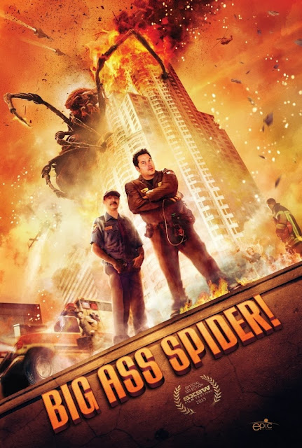 Big Ass Spider Is Coming To Your Big Ass Video Collection!