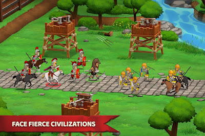 Grow Empire: Rome screenshot 5