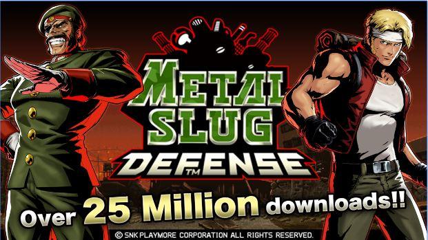 Download Gratis Metal Slug Defense v1.46.0 Apk + Mod (Unlimited Money) Terbaru