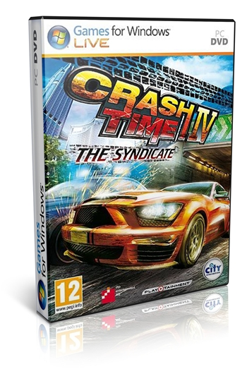 Crash Time 4 The Syndicate PC Full Español