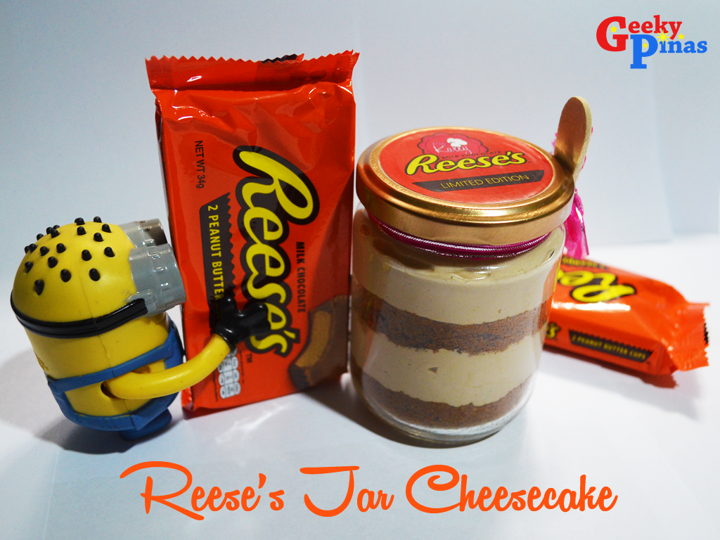 Certified Delicious: Chef Kally's Limited Edition Jar Cheesecakes are up for Grabs!