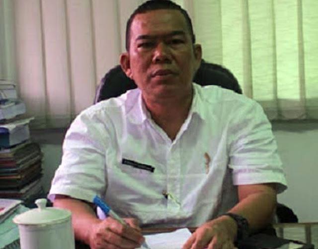 Edgar Suratman Sosialisasi Hibah Bansos
