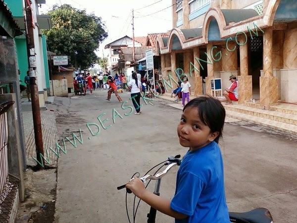 Car Free Day Rawa Bambu Kalibaru Bekasi