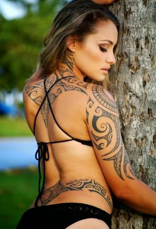 25 Awesome Tribal Tattoo Designs For Your Inspiration