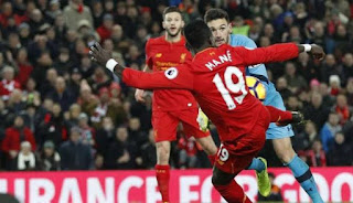 Video Gol Liverpool vs Tottenham Hotspur 2-0 EPL 11/2/2017.